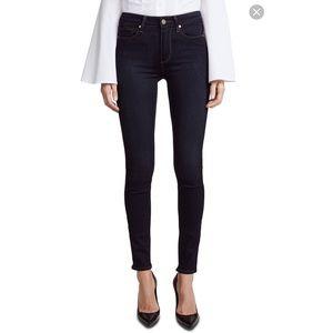 PAIGE Transcend Hoxton Ultra Skinny Jeans